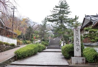 奈良の長谷寺の所要 時間と拝観ポイント