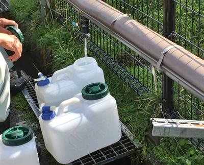 ごろごろ水の料金と効果は?ライブカメラで確認できます